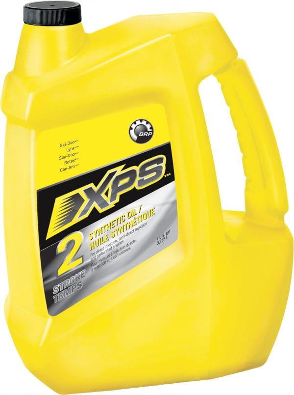 XPS-tvåtaktsolja, helsyntetisk