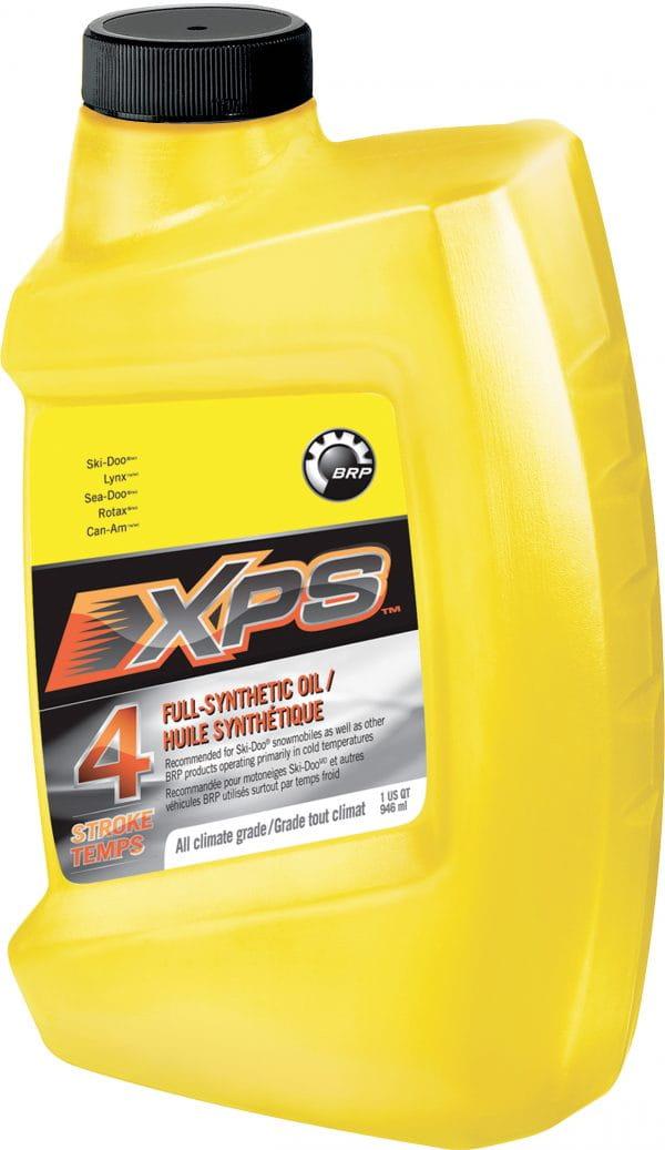 Syntetisk XPS-fyrtaktsolja