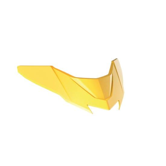 Ski-Doo Vindrutefäste förultralåga, låga och hela vindrutor, gult