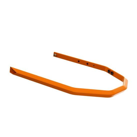 Ski-Doo främre stötfångare, Race Orange
